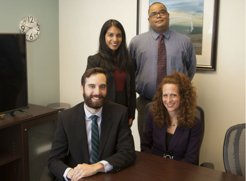 The Sanghavi Law Team